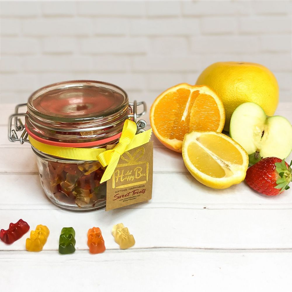 Islamic Wedding Gifts Uk: Halal Happy Sweets Jar